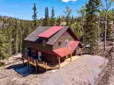 Deadwood, Lead Single Family Home For Sale: 21185 Lost Camp Trail