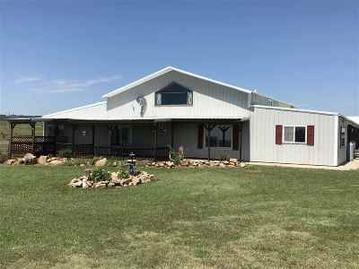 Hot Springs Single Family Home For Sale: 12998 Windmill