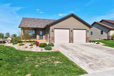 Spearfish Single Family Home Uc-Contingency-Take Bkups: 4006 Ward