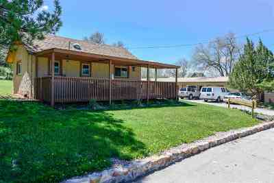 Hot Springs Multi Family Home For Sale: 401 Battle Mountain