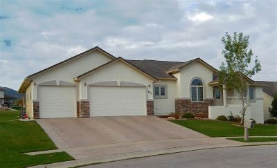 Spearfish Single Family Home For Sale: 611 Silverleaf