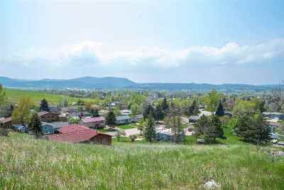 Sturgis Residential Lots & Land Uc-Contingency-Take Bkups: Lot 10aa Weber