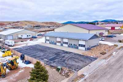 Spearfish Commercial For Sale: 514 29th St