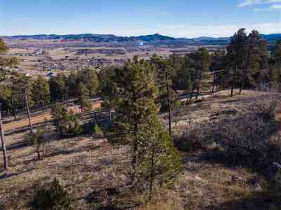 Spearfish Residential Lots & Land For Sale: Lot 31 Timberline