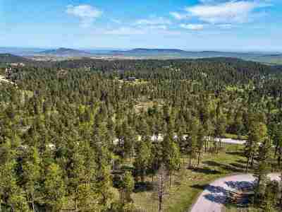 Spearfish Residential Lots & Land Uc-Contingency-Take Bkups: Eagle Ridge Road