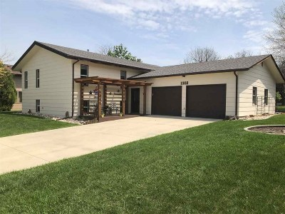 Spearfish Single Family Home For Sale: 1312 Meadowlark Court