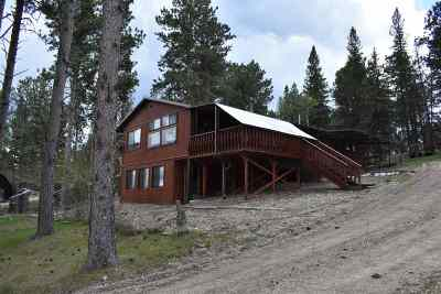 Deadwood, Lead Single Family Home For Sale: 21628 High Country Loop