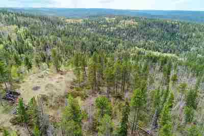 Deadwood, Lead Residential Lots & Land For Sale: Lot 4 & 5 Lookout Trail