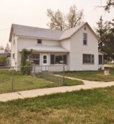 Newell Single Family Home For Sale: 222 Dartmouth