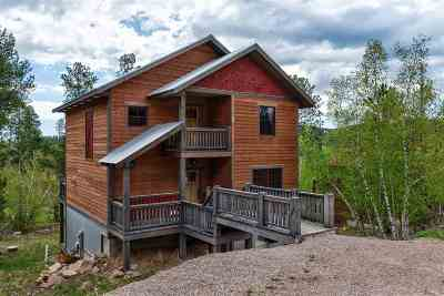 Deadwood, Lead Single Family Home For Sale: 21178 Gilded Mountain