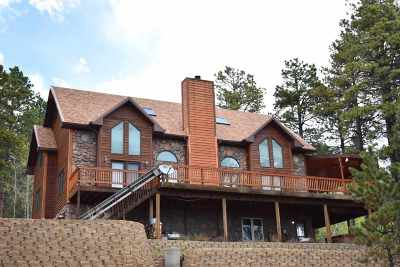 Deadwood, Lead Single Family Home For Sale: 11809 Whale Road