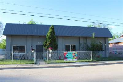 Belle Fourche Commercial For Sale: 907 State