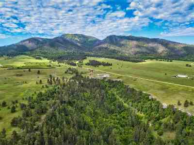 Spearfish Residential Lots & Land For Sale: Crow Peak Bench
