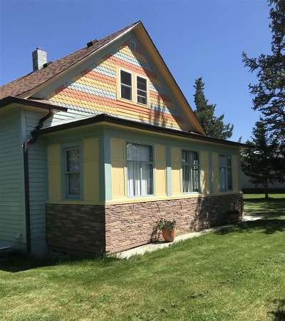 Newell Single Family Home Uc-Contingency-Take Bkups: 814 Dartmouth