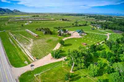 Sturgis Commercial For Sale: 20494 Hwy 79