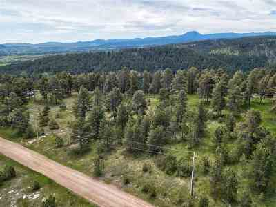 Spearfish Residential Lots & Land Uc-Contingency-Take Bkups: Timberline