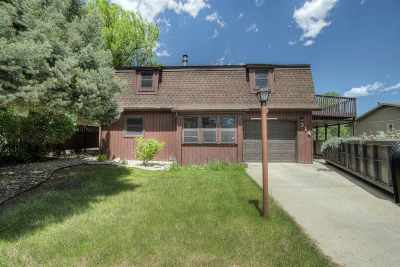 Spearfish Single Family Home Financing Contingency: 214 Lariat Dr