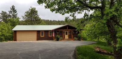Spearfish Single Family Home Under Contract-Dont Show: 338 Oak Ridge