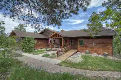 Spearfish Single Family Home For Sale: 424 Flat Top