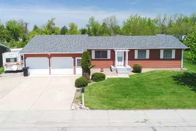 Spearfish Single Family Home Uc-Contingency-Take Bkups: 604 Fruitdale