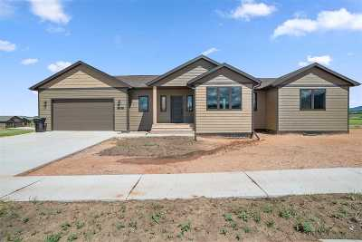 Spearfish Single Family Home For Sale: 2658 Green Spot