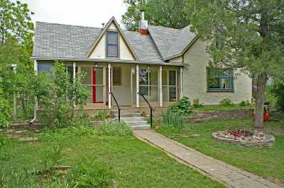Hot Springs Single Family Home For Sale: 105 S 4th