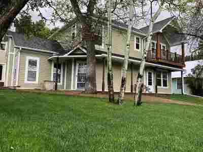 Deadwood, Lead Single Family Home For Sale: 51 2nd