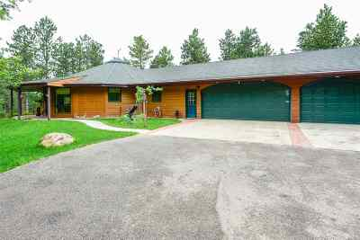 Spearfish Single Family Home For Sale: 3040 Golden Eagle