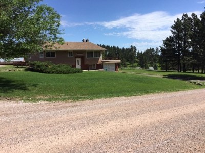 Rapid City Single Family Home For Sale: 9100 Schroeder