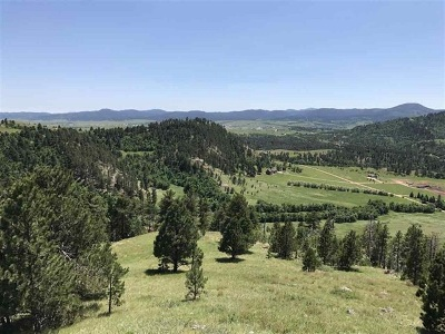 Spearfish Residential Lots & Land For Sale: Lookout Mt. Rd.