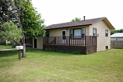 Sturgis Single Family Home For Sale: 830 10th Street