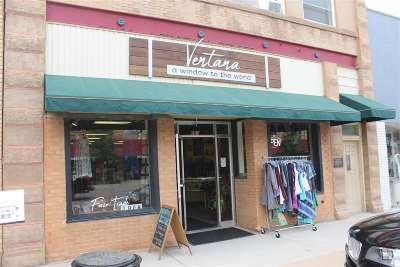 Butte County, Lawrence County, Meade County Commercial For Sale: 605 N Main