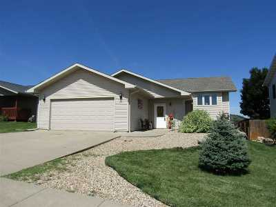 Whitewood Single Family Home For Sale: 661 Yukon Way