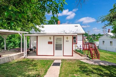 Belle Fourche Single Family Home For Sale: 515 Meade