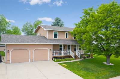 Spearfish Single Family Home Uc-Contingency-Take Bkups: 2507 N 2nd Street