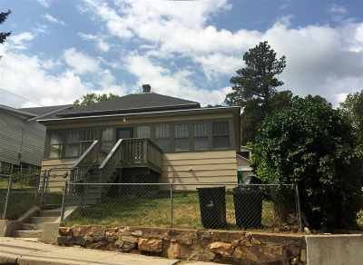 Deadwood, Lead Single Family Home For Sale: 415 Bleeker