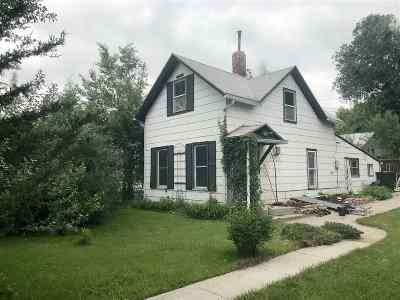 Hot Springs Single Family Home Uc-Contingency-Take Bkups: 305 N 6th