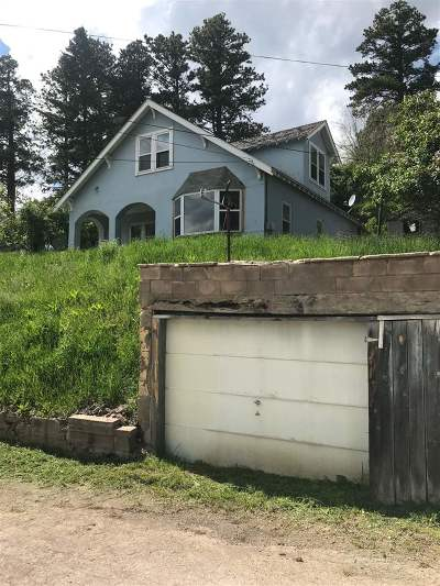 Single Family Home For Sale: 804 Dwight Street