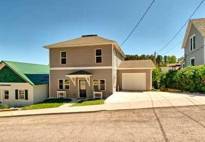 Deadwood, Deadwood/central City, Lead Single Family Home For Sale: 414 Bleeker
