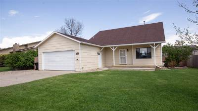 Rapid City Single Family Home For Sale: 1624 Copperdale