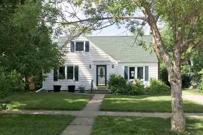 Belle Fourche Single Family Home Uc-Contingency-Take Bkups: 1049 Kingsbury