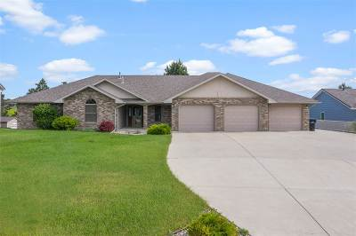 Rapid City Single Family Home For Sale: 820 Alta Vista Dr.