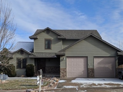 Spearfish Single Family Home For Sale: 506 Aspen Drive