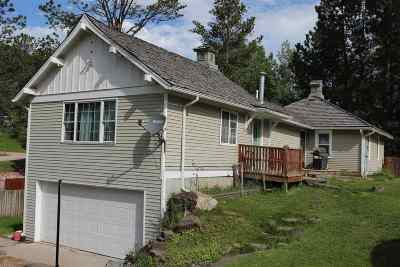Custer Single Family Home For Sale: 323 Lincoln St.