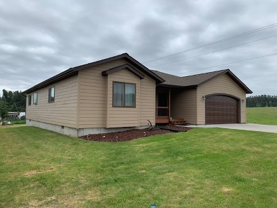Custer Single Family Home Uc-Contingency-Take Bkups: 414 Agate