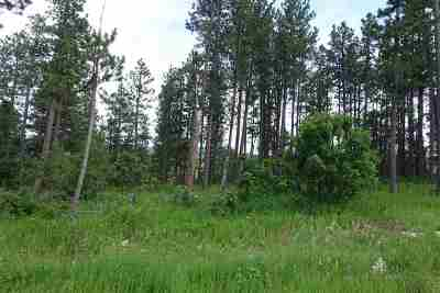 Spearfish SD Residential Lots & Land For Sale: $60,000