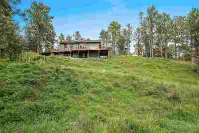 Sturgis Single Family Home Sale Of Prop Contingency: 8241 S Blucksberg Mountain