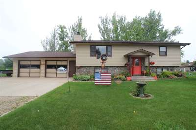 Spearfish Single Family Home For Sale: 25 Pearson