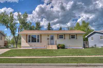 Rapid City Single Family Home For Sale: 2224 Janet