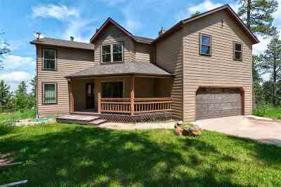 Spearfish Single Family Home For Sale: 2620 Maverick Court